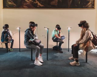 l'arte in realtà virtuale